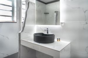 Ένα μπάνιο στο Alexandros Resort Serifos