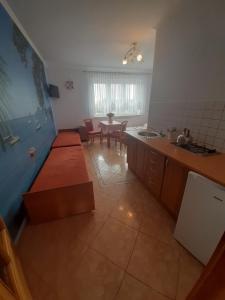 Kuchnia lub aneks kuchenny w obiekcie Pokoje Gościnne Natalia II