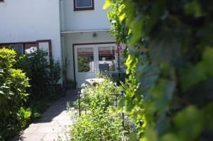 Een tuin van Bed And Breakfast De Hamsche Kuul