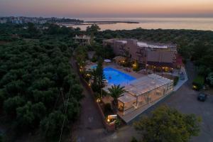 Άποψη από ψηλά του Apollo Resort Art Hotel
