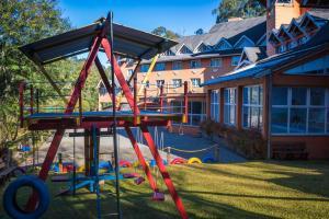 Children's play area at Hotel Renascença