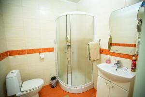 Ванная комната в Оазис