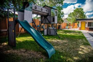 Children's play area at American Classic Inn