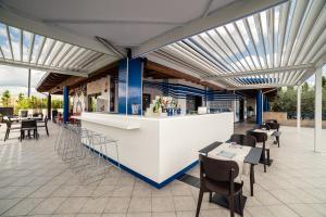 Ristorante o altro punto ristoro di Hotel Gallia