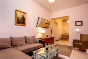 Lesser Town Suites Near Petrin Park 휴식 공간