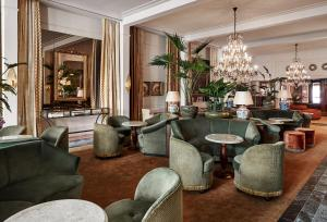 O lounge ou bar de De L'Europe Amsterdam – The Leading Hotels of the World