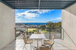 A balcony or terrace at Landmark Resort