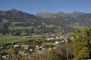 A bird's-eye view of Appartements Sonnberg