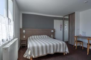 Un ou plusieurs lits dans un hébergement de l'établissement L'Ocean