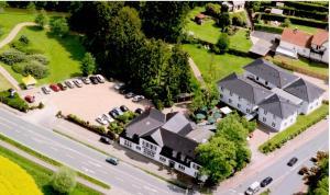 A bird's-eye view of Parkhotel Bielefeld