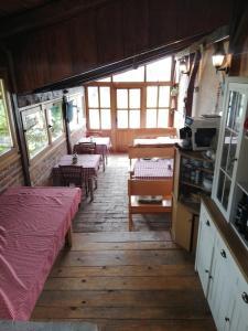 Restaurace v ubytování Apartments Kristic