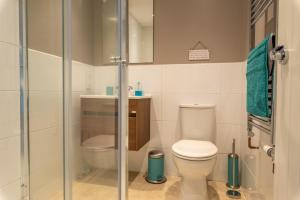 A bathroom at Nutley Farm