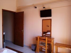 Телевизия и/или развлекателен център в Hotel Sevilli