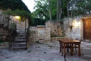 BBQ facilities available to guests at the hotel