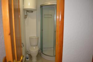 A bathroom at Гостевой дом Пять холмов