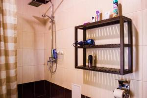 Ванная комната в U Hostel