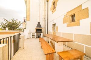 Un balcón o terraza de DON FILO Casa Rural