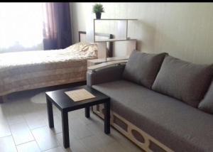 Гостиная зона в Apartament Anapskaya 25