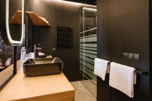 Ванна кімната в !FEST Hotel