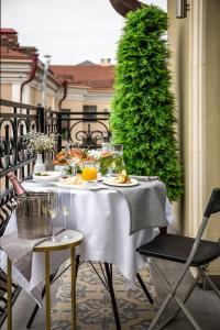 Ресторан / где поесть в Апарт-отель на Пушкина, 26