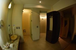 Un baño de Hotel La Moraleja