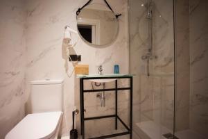 Un baño de CC Malasaña