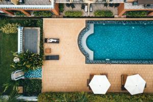 Планировка Hotel Toscana Trat