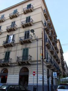 Edificio in cui si trova il bed & breakfast