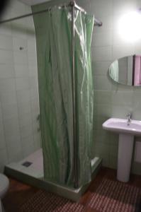 A bathroom at Гостевой дом Абрикосовый