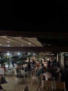 Restoran ili drugo mesto za obedovanje u objektu Apartments Belani