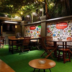 A restaurant or other place to eat at Citi M Hotel Gambir