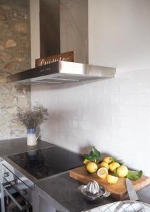 Una cocina o zona de cocina en Casa Les Germanes