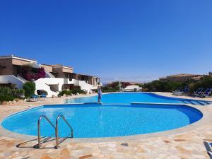 The swimming pool at or near Case Vacanza Castello di Gallura