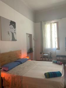 Cama ou camas em um quarto em Archie's House