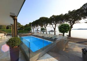 The swimming pool at or close to Hotel San Marco