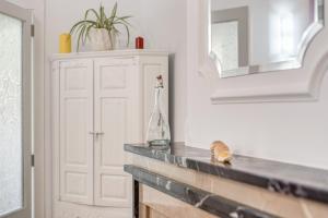 Ein Badezimmer in der Unterkunft Villa Magdalena Pequeña