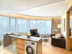 A television and/or entertainment center at Fraser Suites Guangzhou