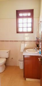 A bathroom at Family Nest Guesthouse