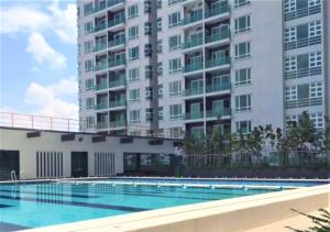 The swimming pool at or near D'carlton Seaview Residensi By HeyDay