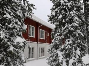 Holiday Home Yllästar 3 as 601 during the winter