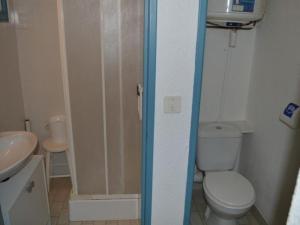A bathroom at Apartment Copacabana