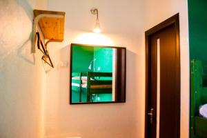 Телевизор и/или развлекательный центр в U Hostel