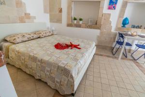 Łóżko lub łóżka w pokoju w obiekcie BelSito62