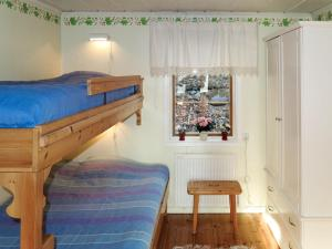 A bed or beds in a room at Chalet Kilberget - HJD027