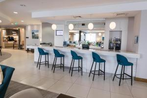 A restaurant or other place to eat at Hampton by Hilton Bournemouth