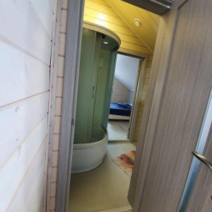 Ванная комната в Каравелла