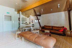 Oleskelutila majoituspaikassa Wiurila Guesthouse