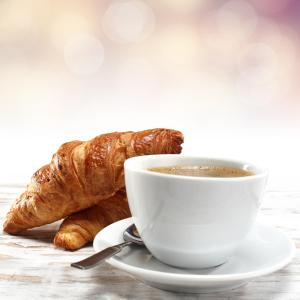 Breakfast options available to guests at Leonardo Royal London St Paul's