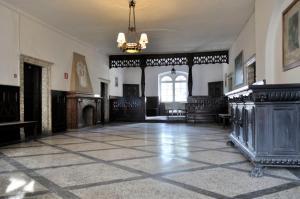 Hall o reception di Albergo Casagrande