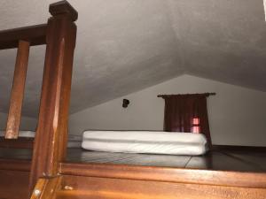 Cama o camas de una habitación en Casa Rural El Pajar